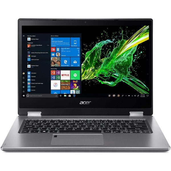 Acer Spin 3 Convertible Laptop 14 inches Full HD IPS Touch 8th Gen Intel