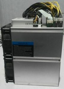 USED BTC BCH Miner S5 25T With Power Supply Unit SHA-256 Bitcoin Mining Machine